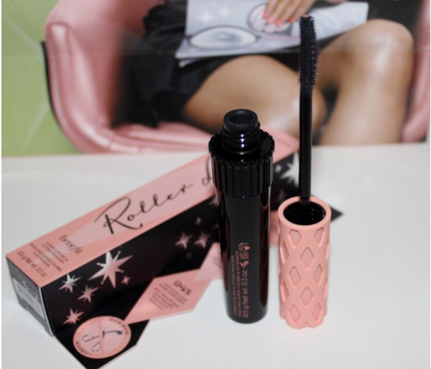 Benefit's Roller Lash Mascara A Review